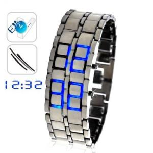 Led Watch - часы